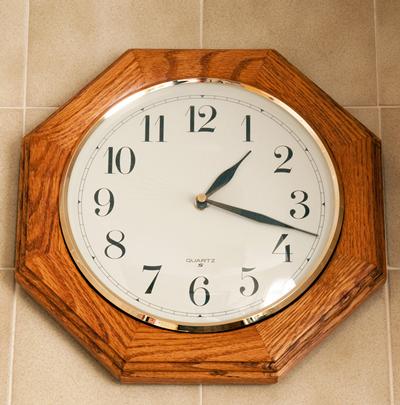 kitchen clock big Kitchenxcyyxhcom