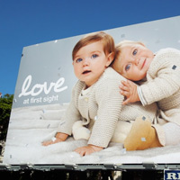We see a lot of billboards when we're on the road. And when we're riding with our little ones, we have a chance to talk about the math in them. http://thatsmath.com/?p=5692